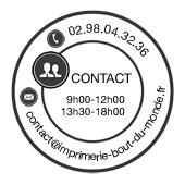bloc contact